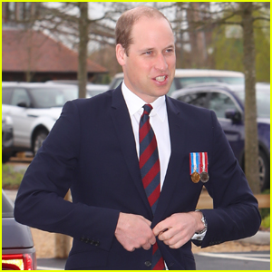 Prince William Honors Slain London Police Officer