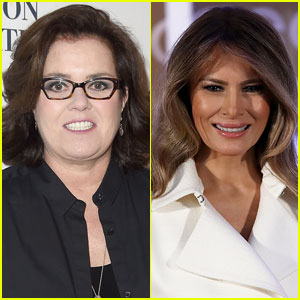Rosie O'Donnell's Advice for Melania Trump: 'Divorce Him' & 'Flee'