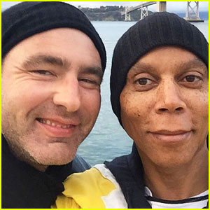 RuPaul & Longtime Partner Georges LeBar Secretly Marry After 23 Years Together!