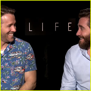 Ryan Reynolds & Jake Gyllenhaal Can't Contain Their Laughter in Hilarious NSFW Interview