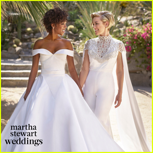 Samira Wiley & Lauren Morelli Wedding Photo Revealed