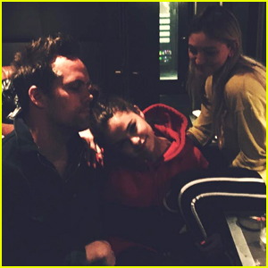 Selena Gomez Is Back in the Studio!