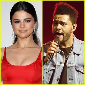 Selena Gomez Dodges Questions About Boyfriend The Weeknd