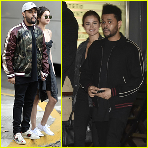 Selena Gomez & The Weeknd Bring Their Romance to Buenos Aires - See the Pics!