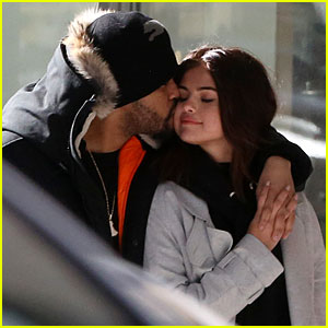 Selena Gomez & The Weeknd Flaunted Some PDA in Toronto!