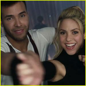 Shakira & Prince Royce Dance Up a Storm in 'Deja Vu' Video