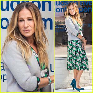 Sarah Jessica Parker Begins Filming 'Divorce' Season 2