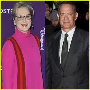 Tom Hanks & Meryl Streep to Star in Steven Spielberg Drama