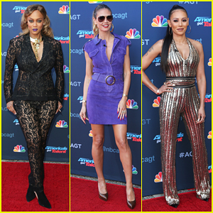 Tyra Banks Makes Her 'America's Got Talent' Red Carpet Debut At Season 12 Kickoff!