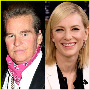 Val Kilmer Can't Stop Tweeting About Cate Blanchett