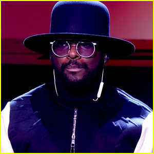Will.i.Am Debuts New Song 'Fiyah' On 'The Voice UK' - Watch Here!