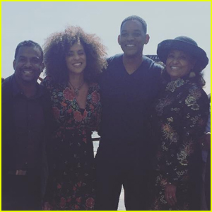 Find Out Why the 'Fresh Prince' Cast Reunited!