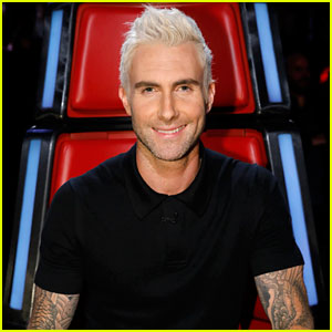Adam levine says daughter dusty still recognizes him with blond adam levine says daughter dusty still recognizes him with blond hair urmus Images