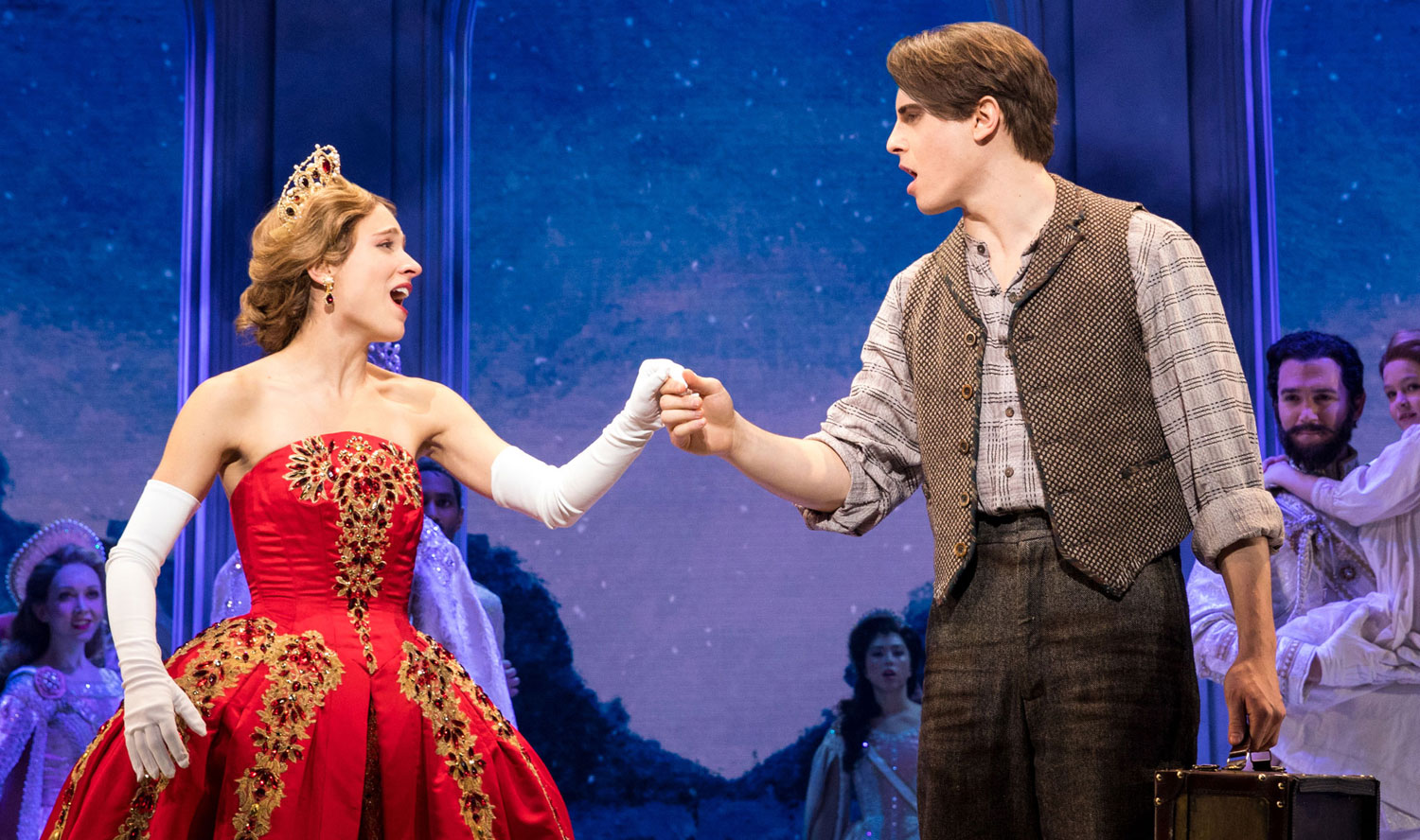 Broadway's 'Anastasia' – Check Out Brand New Production ...