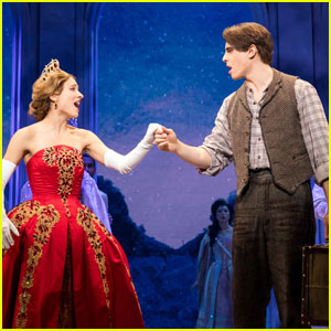 Broadway's 'Anastasia' - Check Out Brand New Production Pics!