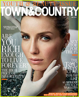 The Mummy's Annabelle Wallis Is Way More Than a Pretty Face