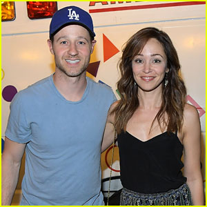 Ben McKenzie & Autumn Reeser Have Mini 'The O.C.' Reunion at Zimmer Children's Museum FUNdraiser!
