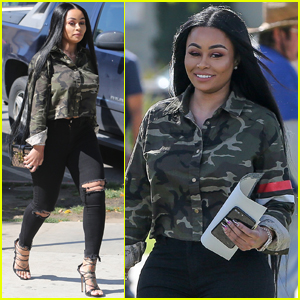 Blac Chyna's Family Might Be Headed to Reality Television