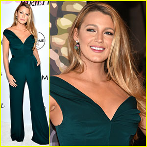Blake Lively Tells Off Reporter for Asking About Fashion at Variety's Power of Women Event (Video)