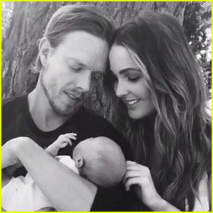 Camilla Luddington Welcomes Baby Girl with Matthew Alan!