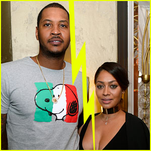 Do La La & Carmelo Anthony Have a Prenup in Place?