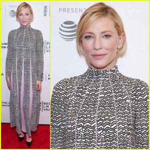 Cate Blanchett Brings 'Manifesto' to Tribeca Film Festival 2017