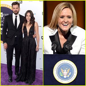 Celebs Attend Samantha Bee Event Instead of Actual White House Correspondents' Dinner