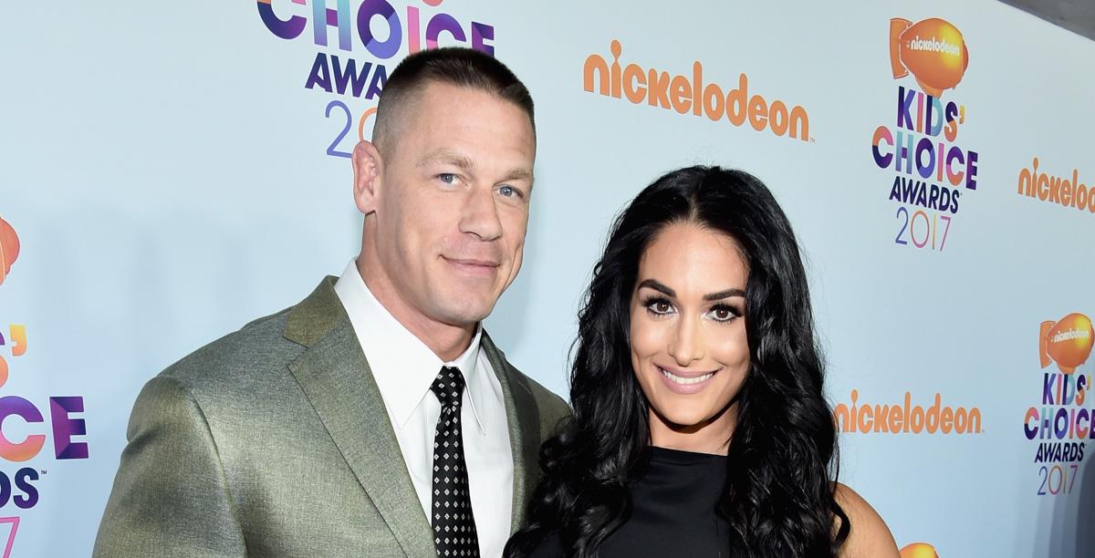John Cena & Girlfriend Nikki Bella Are Engaged (Photo ...