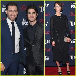 Edgar Ramirez & Darren Criss Bring 'American Crime Story' to FX All-Star Upfront