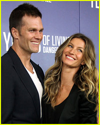 Gisele Bundchen Tweets Anti-Trump Protest While Patriots Visit White House