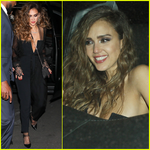 Jessica Alba Hosts Epic Birthday Bash With Beyonce, Nicole Richie & Tons of Friends!