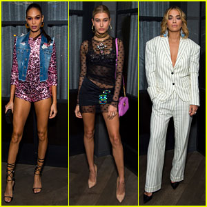 Joan Smalls Hosts V Mag's Spring Fling Ahead of Met Gala!