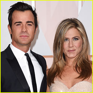 Justin Theroux Thinks It Would Be 'Fantastic' to Write a Role For Jennifer Aniston!