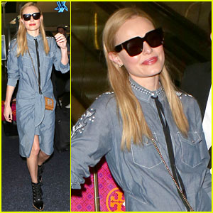 Kate Bosworth Knows How to Travel in Style