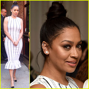 La La Anthony Steps Out Without Wedding Ring After Her Split