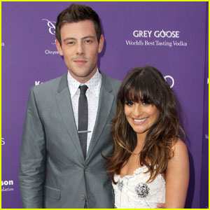 Lea Michele Hints at Cory Monteith-Inspired Song 'Hey You'