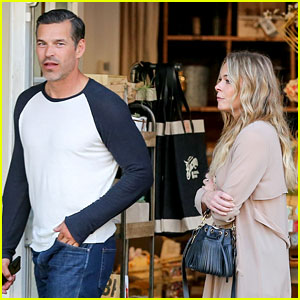 LeAnn Rimes & Eddie Cibrian Enjoy a Romantic Dinner Date!