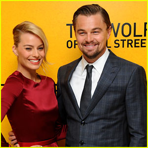 Margot Robbie Slapped Leonardo DiCaprio During 'Wolf of Wall Street' Audition