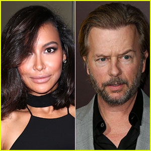 Naya Rivera Joins David Spade on Date Night in Malibu