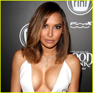 Naya Rivera Pokes Fun at David Spade Dating Rumors
