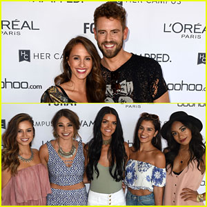 Nick Viall Attends Same Coachella Weekend Party as His 'Bachelor' Exes
