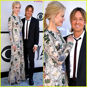 Keith Urban & Nicole Kidman Share Rare Photo of Daughters Ahead of ACM Awards 2017
