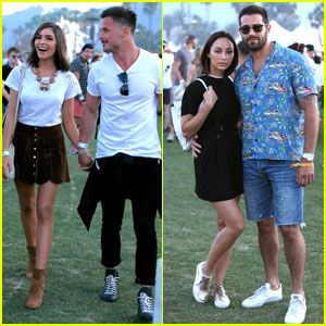 Olivia Culpo & Danny Amendola Couple Up for Coachella 2017
