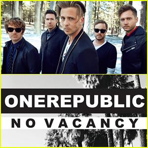 OneRepublic's 'No Vacancy' Was Meant For Selena Gomez - Stream, Lyrics & Download!