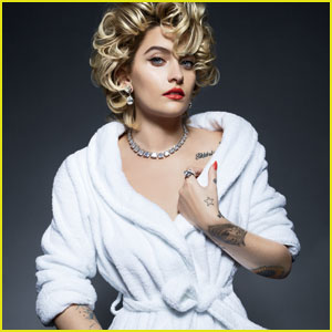 Paris Jackson Gives Us Major Madonna Vibes For 'Vanity Fair'
