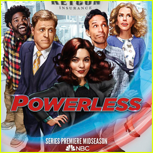 'Powerless' Gets Pulled From NBC Schedule
