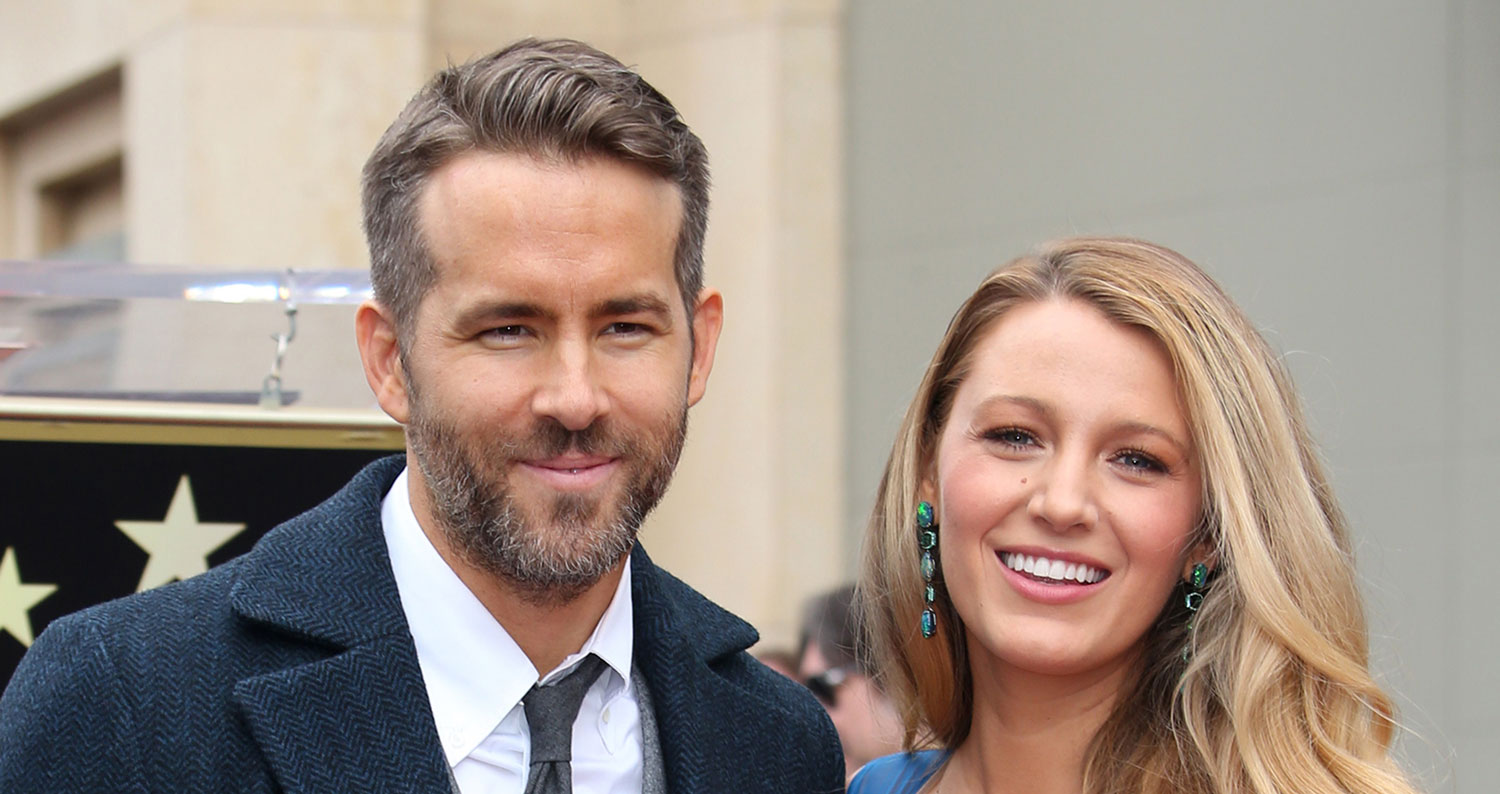 Ryan Reynolds Snaps Photos of Blake Lively on Beach in ...