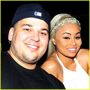 Are Blac Chyna & Rob Kardashian Back Together Again?