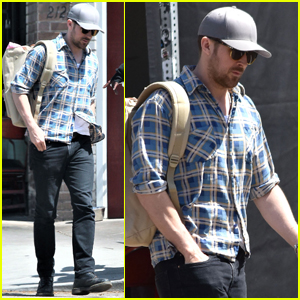 Ryan Gosling Goes All Out To Support Co-Star's Charity Efforts