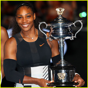 Serena Williams Was Seemingly Pregnant While Winning Australian Open in January
